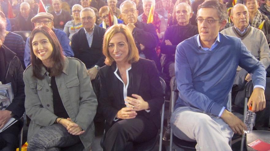 """Madina (PSOE) deplora que C's """"no respete"""" a las mujeres"""