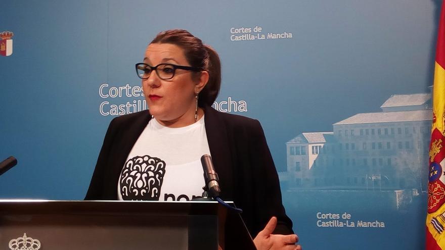 María Díaz, diputada regional de Podemos