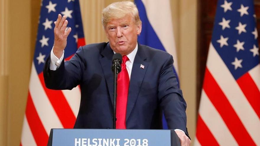 Exdirectores de la CIA critican a Trump por creerle a Putin sobre la trama rusa