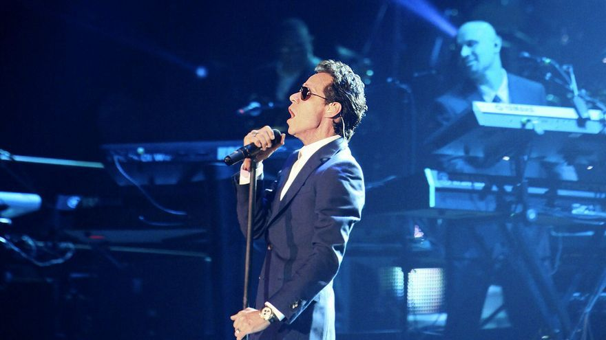 Marc Anthony cantará el himno de EE.UU. al término de la Convención Demócrata