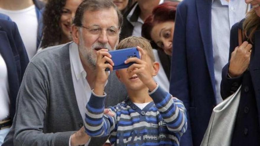 Mariano Rajoy, acuérdate que tú también fuiste un niño