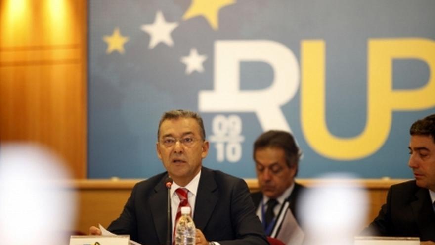 De la XV Conferencia de presidentes de Regiones Ultraperiféricas #7