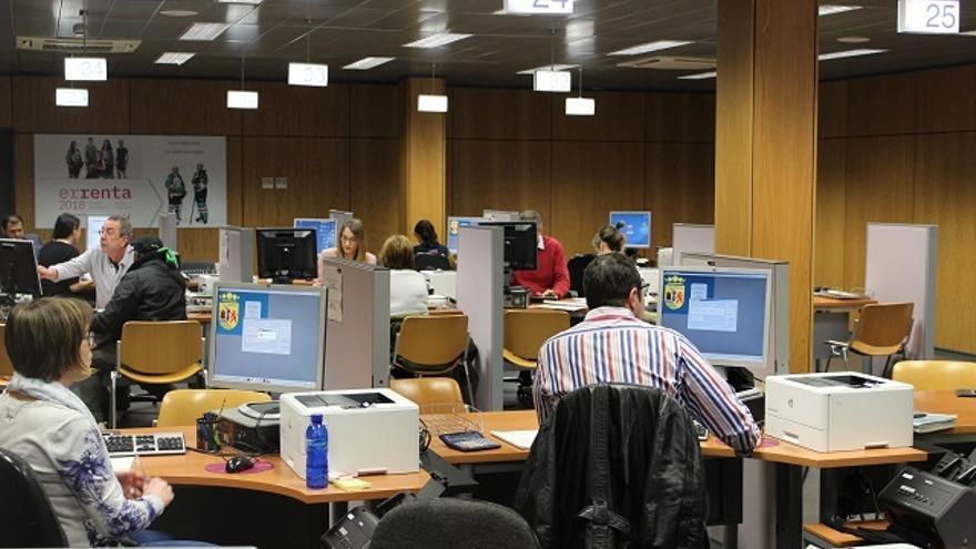 Hacienda de Álava devuelve 123,9 millones de euros a los contribuyentes e ingresa 91 millones de euros