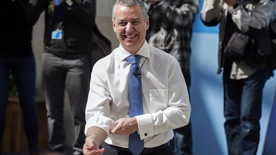 Urkullu no descarta el 26 de junio para elecciones vascas si hay generales