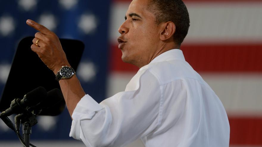 """Obama no vio la convención republicana porque """"tenía otras cosas que hacer"""""""