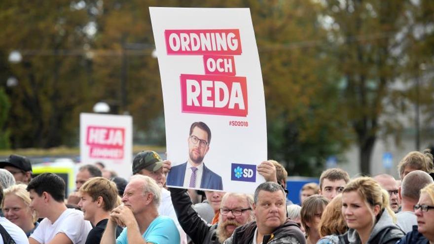 Suecia afronta sus elecciones más inciertas por el auge de la ultraderecha