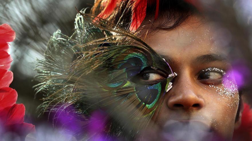 Desfile LGTB en Mumbai, India/ AP Photos