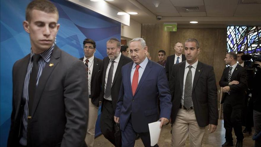 Israel suspende contactos con la UE sobre el proceso de paz con palestinos