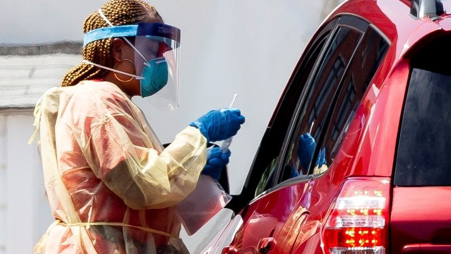 EE.UU. con 5,4 millones de contagios supera los 170.000 muertos por COVID-19
