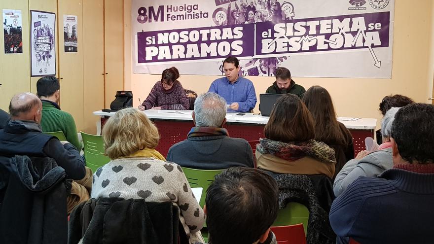 IU-Verdes ratifica su apuesta por una confluencia asamblearia junto a Cambiemos Murcia