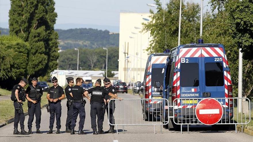 El hombre que decapitó a su jefe en Francia se ha suicidado en prisión