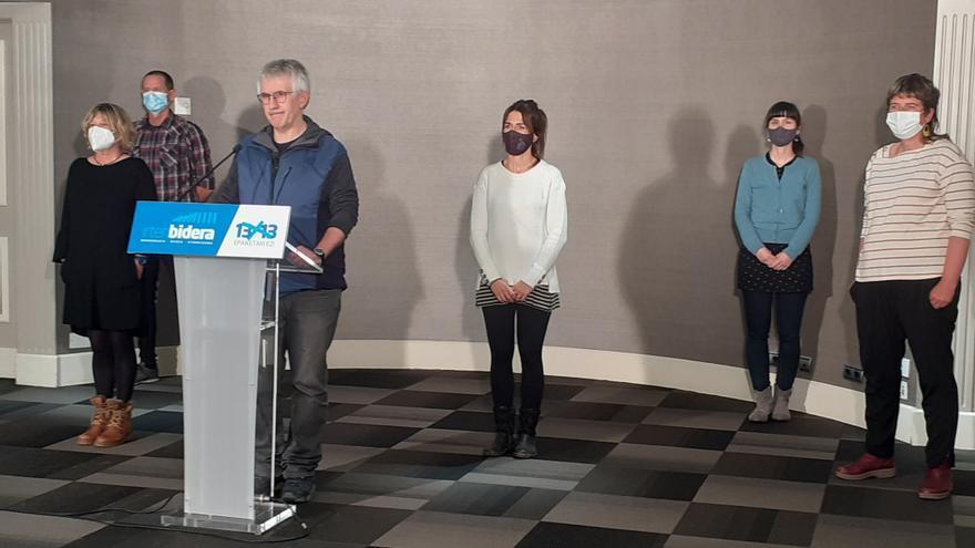Procesados por la Audiencia Nacional por el sumario 13/13 contra el conocido como frente jurídico de ETA