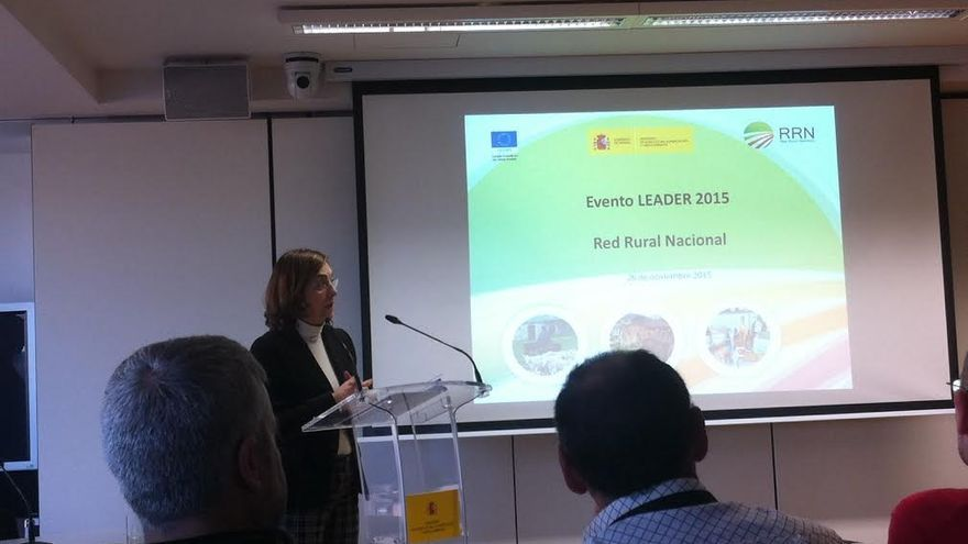 En el encuentro,  grupos de Acción Local de toda España  intercambian sus propuestas de trabajo en materia de cooperación para el período 2014-2020.