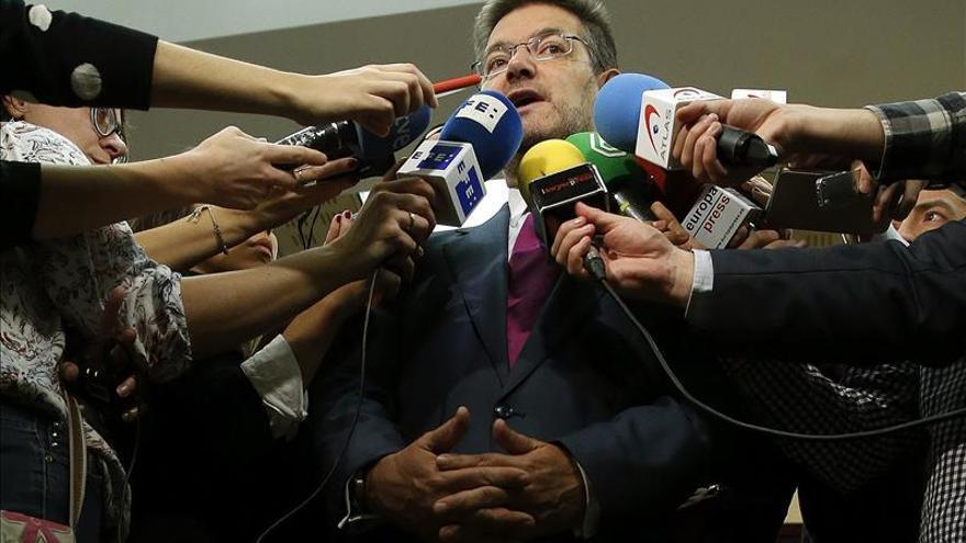 Catalá aboga por dar la instrucción a los fiscales en la próxima legislatura