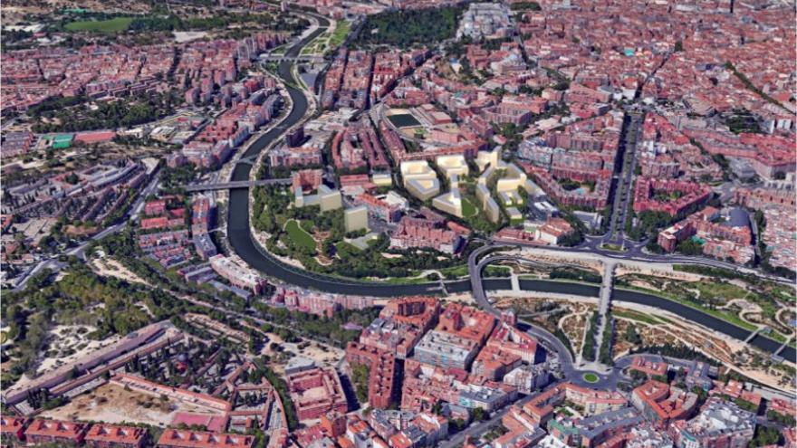 Proyecto de la Operación Mahou-Calderón.