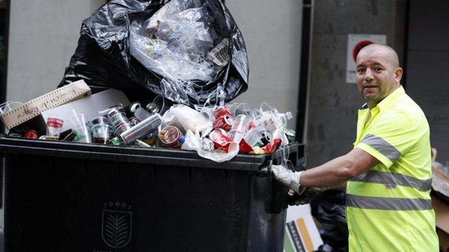 De la limpieza de residuos #13