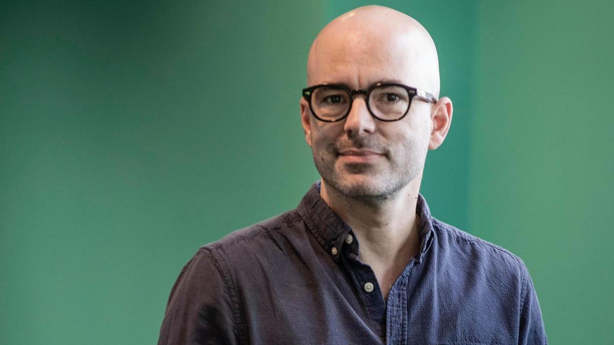 El periodista valenciano Rodrigo Terrasa.