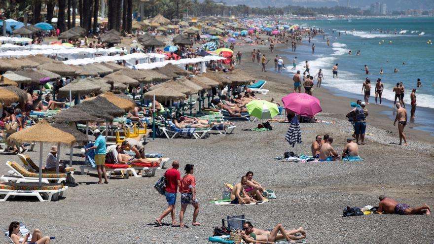 Viento en el Cantábrico, el Estrecho y Canarias y sol en el resto para hoy