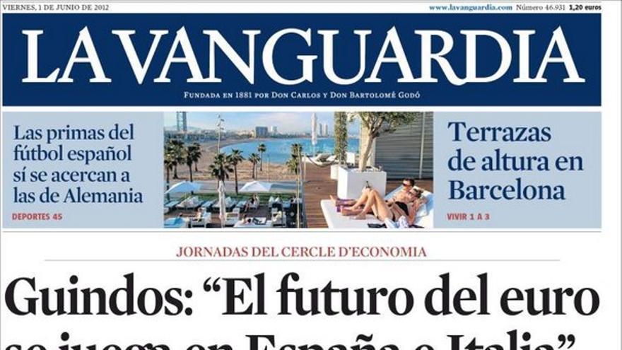 De las portadas del día (01/06/2012) #15