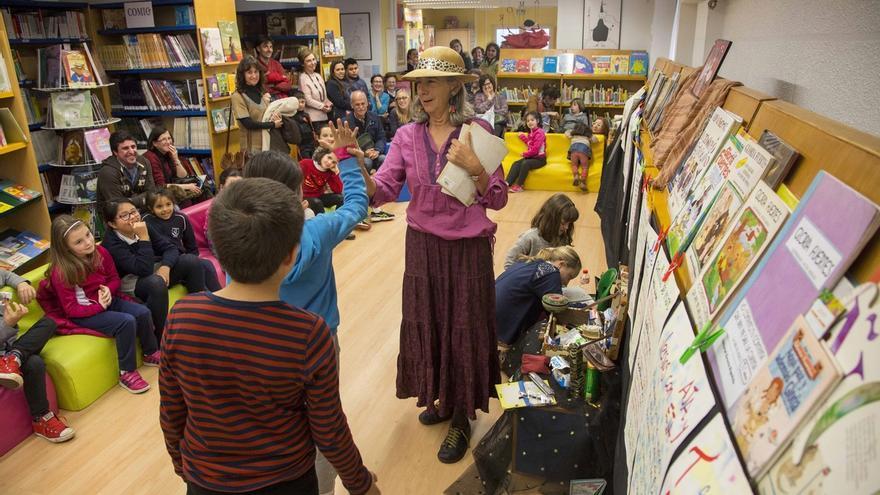 La Biblioteca municipal recibe un reconocimiento nacional en campaña de animación a la lectura María Moliner