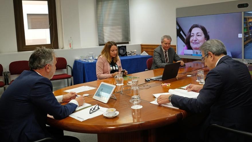 Canarias aprueba un ingreso canario de emergencia extraordinario, de entre 367 y 478 euros por familia