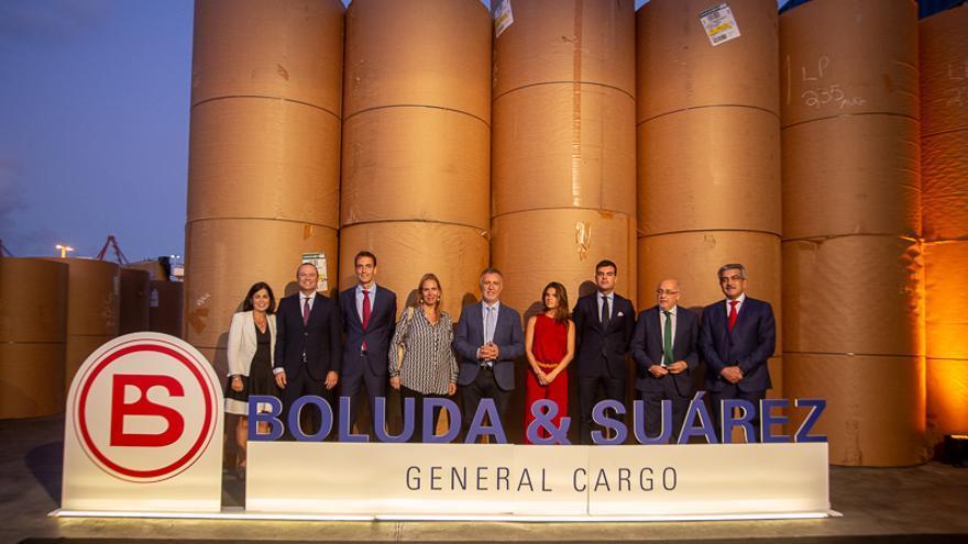Las familias Boluda y Suárez crean BS Cargo para competir en servicios logísticos portuarios