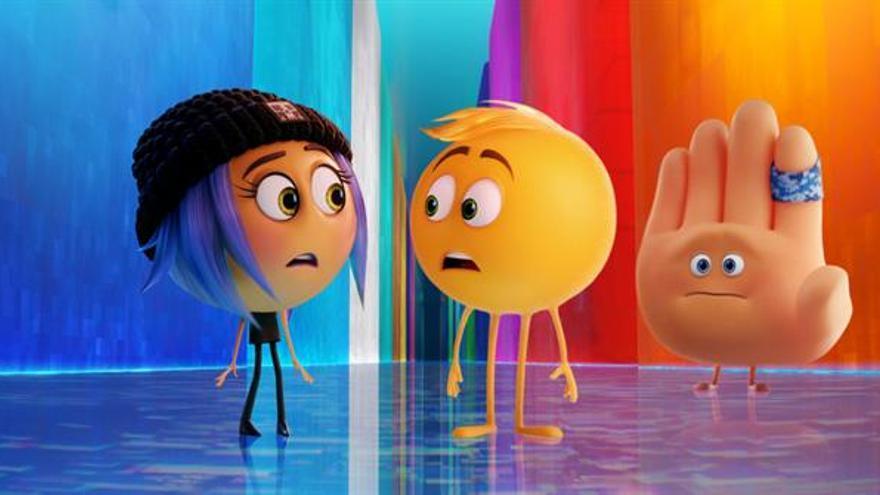 """""""Emoji: La película"""" y """"Atómica"""", a por el número uno de """"Dunkerque"""" en EE.UU."""