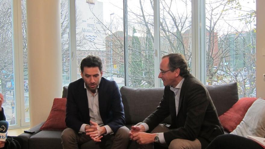 """Alonso (PP) destaca la reacción """"serena, generosa y de gran altura"""" de Rajoy y llama a bajar el tono de la campaña"""