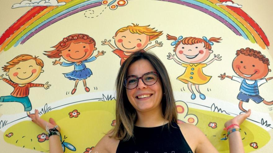 Alexandra, SOS Aldeas Infantiles Cuenca