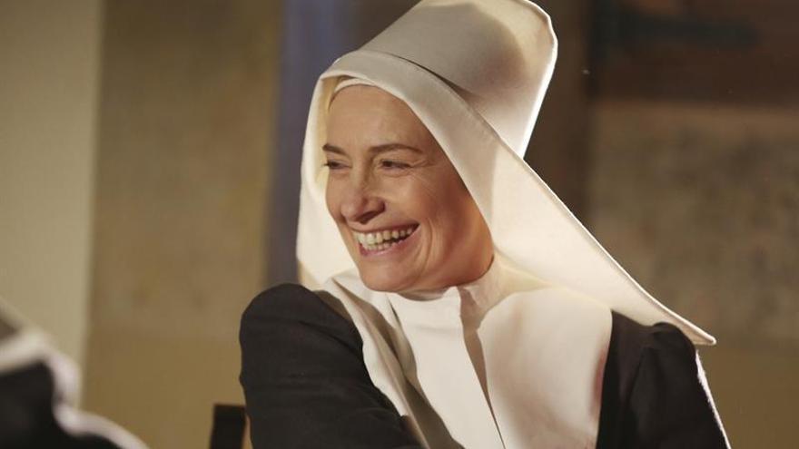 Assumpta Serna dice que los actores son una patata caliente con la que no saben qué hacer