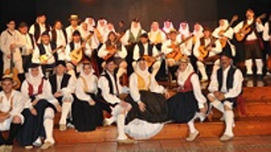 La agrupación Alfaguara actúa en Los Realejos