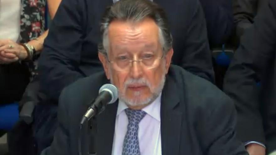 El exvicealcalde de Valencia Alfonso Grau testifica en la Audiencia de Palma por el caso Nóos