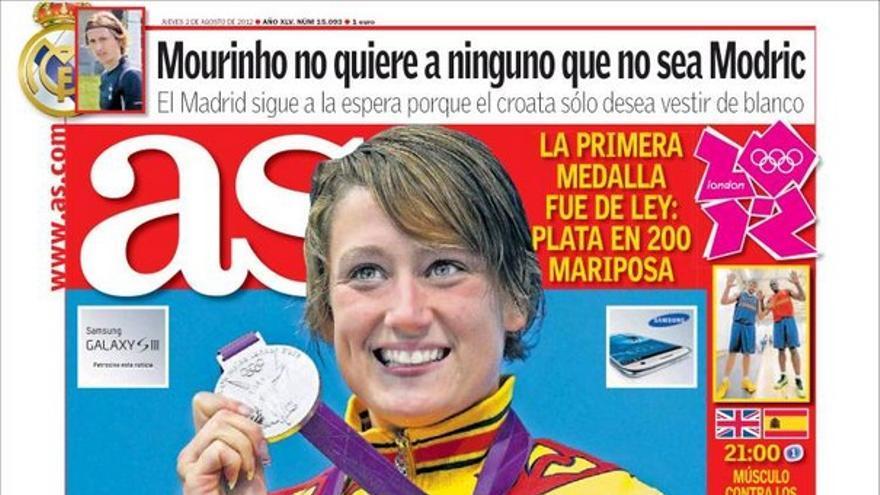De las portadas del día (02/08/2012) #13