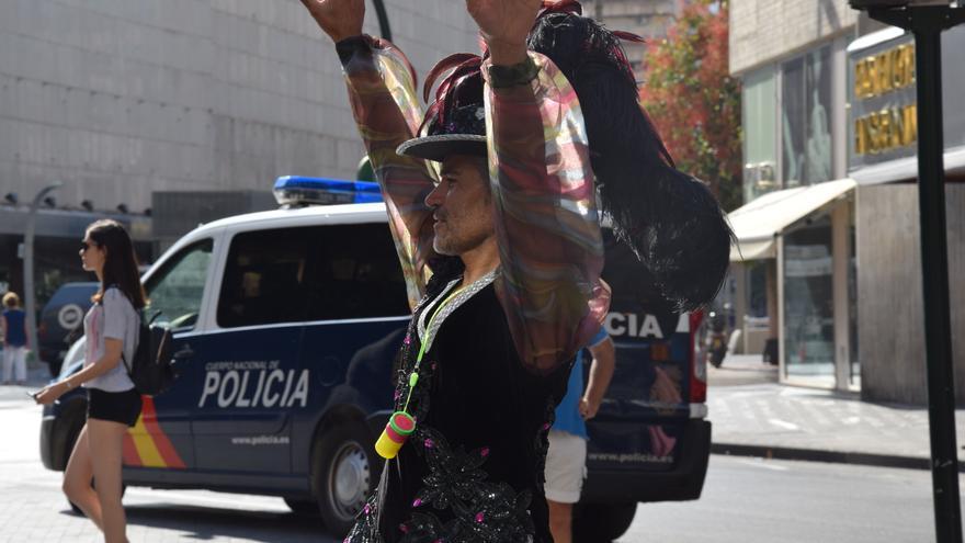 Desfile del Orgullo LGTBI en Murcia / CARLOS EGIO