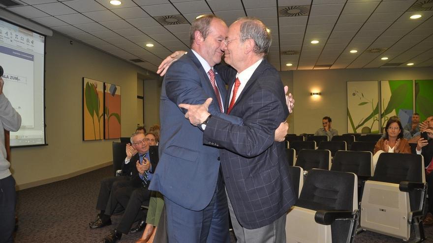 La asamblea del Consorcio de Aguas Bilbao Bizkaia elige a Ricardo Barkala presidente para los próximos cuatro años