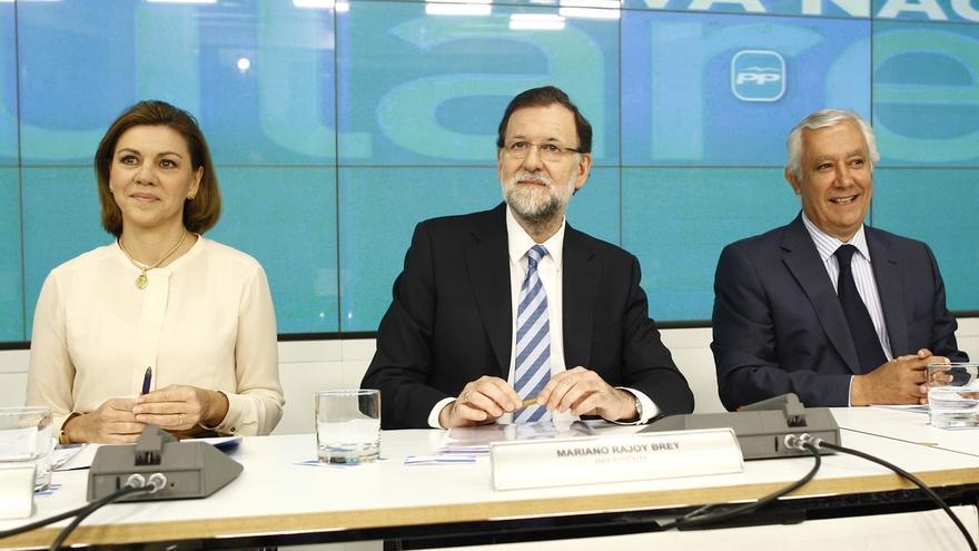 Rajoy cita el jueves a la Junta Directiva del PP tras el desafío independentista y en vísperas de hacer listas