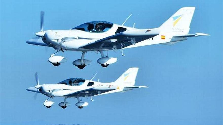 FlyBy School ha comprado dos PS28 Cruisers de una fábrica aeronáutica checa.