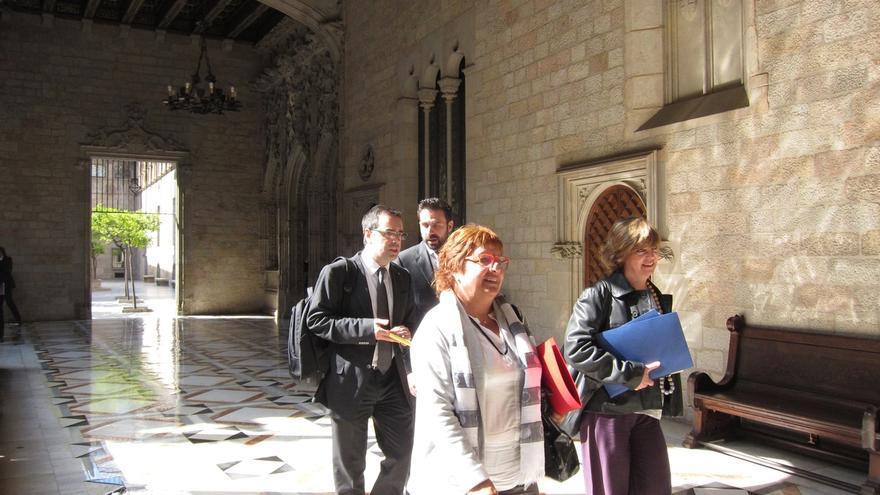 Las exconsellers Bassa y Borrás se apuntan en Alcalá Meco a cursos de cerámica y gimnasia