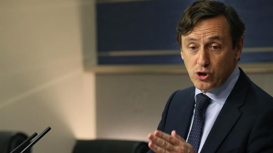"""El PP ve """"tics autoritarios"""" en Iglesias por pedir suprimir el delito de enaltecimiento"""