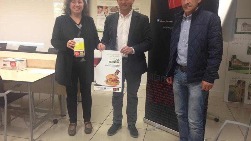 'Ternera de Navarra' realiza hasta final de mes una campaña de fomento del consumo de esta carne