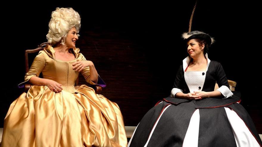 'El verí del teatre', de Rodolf Sirera, representado por la compañía Teatre El Micalet