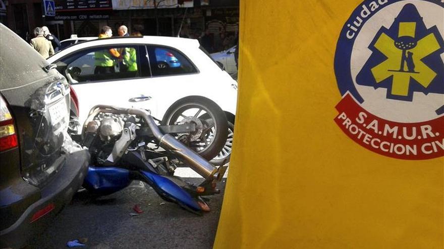 Seis muertos en otros tantos accidentes de tráfico durante el fin de semana