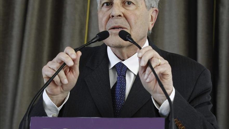 Villarejo presenta una declaración contra la tortura ante el Parlamento Europeo
