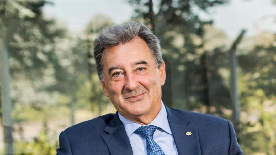 Daniel Herrero, presidente de Toyota Argentina y Adefa, vicepresidente de IDEA.