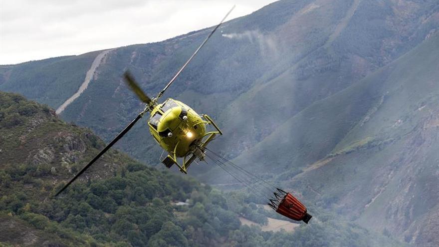 El Tribunal Superior de Galicia, contrario a endurecer las penas a los incendiarios