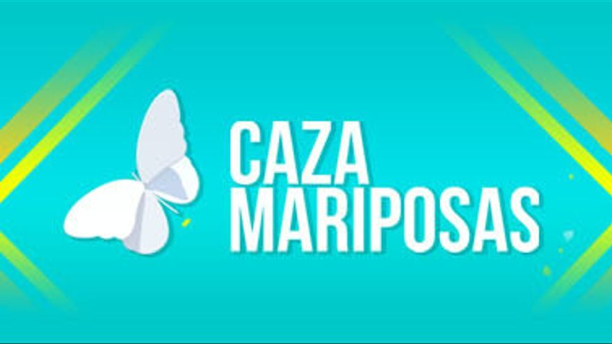 Logo de Cazamariposas