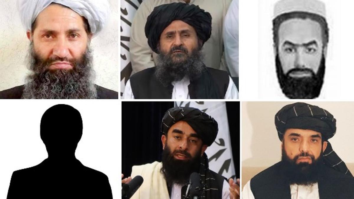 Quién es quién en la cúpula talibán