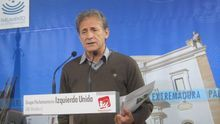 """IU Extremadura pide dimisión de Monago """"con todas las consecuencias"""" porque """"no aclaró nada"""" sobre sus viajes a Canarias"""