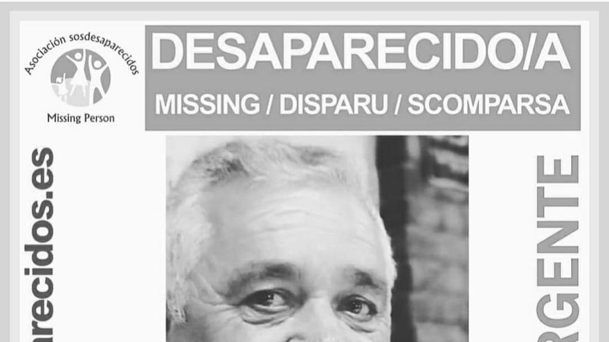 Desactivada la búsqueda de José Alberto González