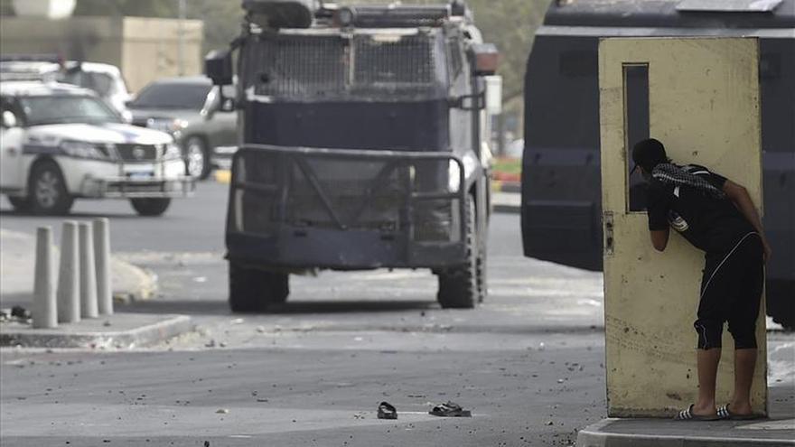 Las protestas siguen en Baréin 4 años después del estallido de la revuelta